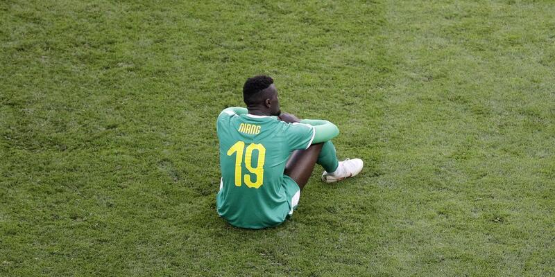 Senegal 0-1 Kolombiya / Maç Özeti