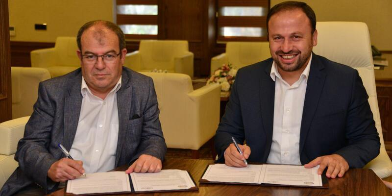 Erbaa'ya yapılacak kesimhane projesi için imzalar atıldı