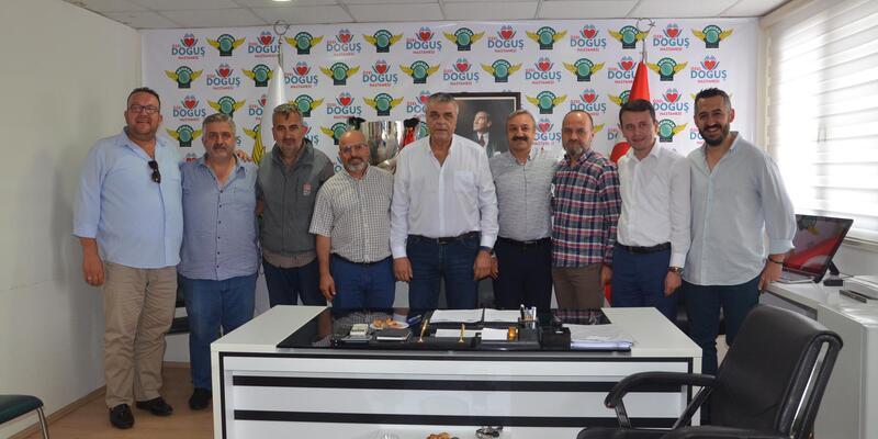 Akhisarspor'un sponsoru değişmedi