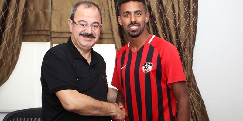 Gazişehir Chabbi'yi transfer etti