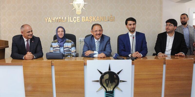 Bakan Özhaseki: Muharrem İnce'nin 'Adam kazandı' sözleri olası provokasyonu önledi (2)