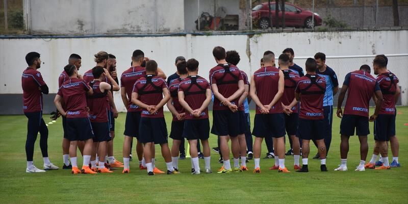 Trabzonspor'da Sosa, Rodallega ve Esteban için noter tespiti yapıldı