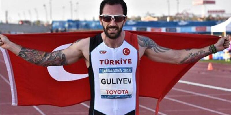 Ramil Guliyev 35 yıllık rekoru kırdı