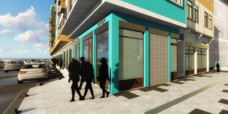 Rize'de Kuyumcular Sokağı, DOKA Projesi ile yenilenecek