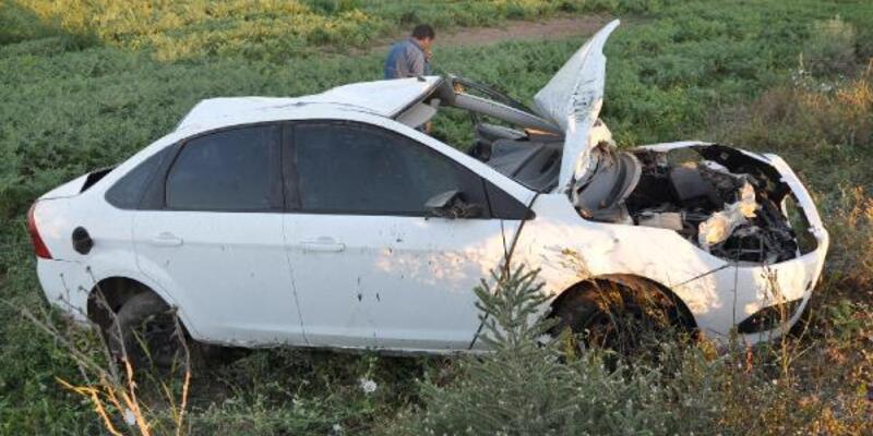 Esra, sınava giderken kazada öldü