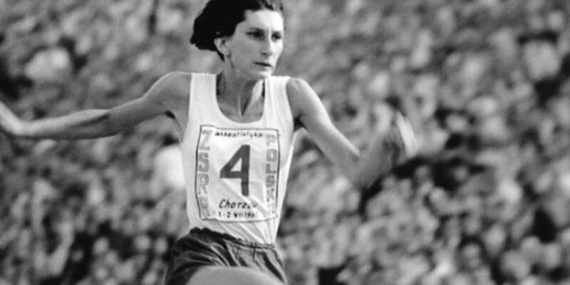 Efsane atlet Irena Szewinska hayatını kaybetti