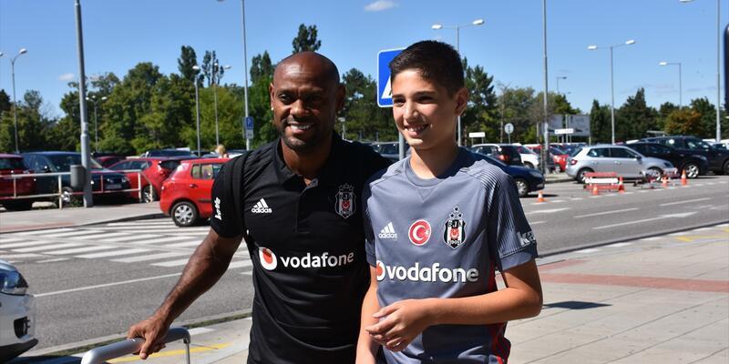 Beşiktaş kamp için Slovakya'da