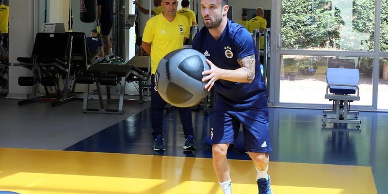 Fenerbahçe ikinci antrenmanda dayanıklılık çalıştı