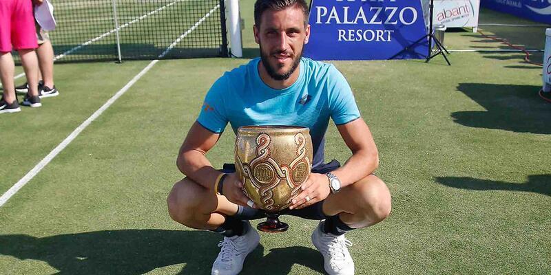 Antalya'da şampiyon Damir Dzumhur
