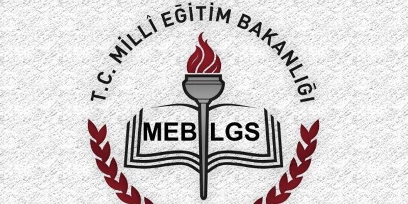 LGS örnek sorular MEB tarafından yayımlandı