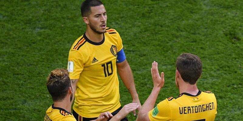 Belçika 2-0 İngiltere / Maç Özeti