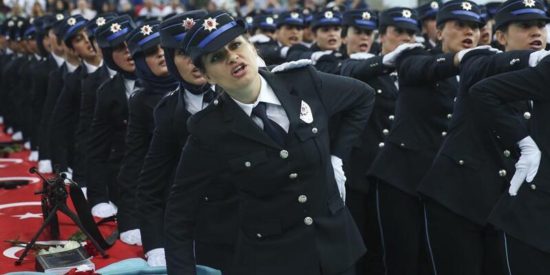 Kadın polis alımı başvuru sonuçları hangi tarihte açıklanacak?