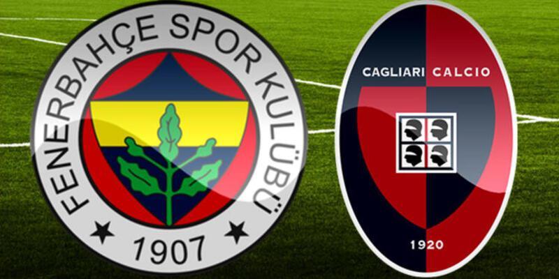 Fenerbahçe - Cagliari maçı televizyondan canlı yayınlanacak