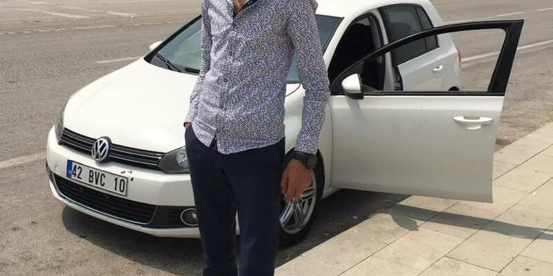 Refüje çarpan otomobilin sürücüsü öldü