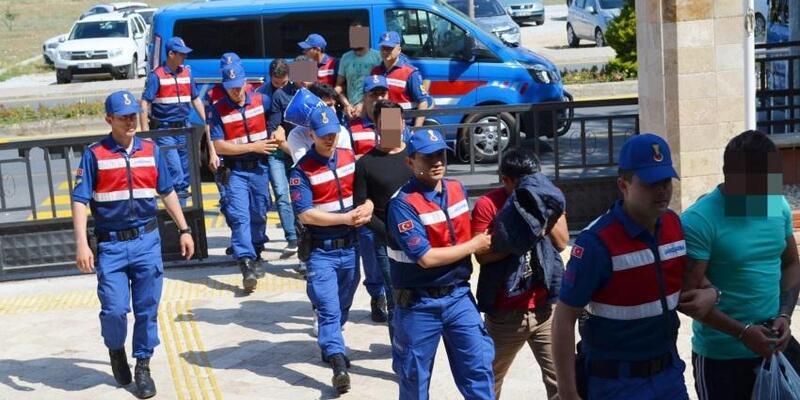 Sakarya'da kesinleşmiş hapis cezası bulunan 59 kişi tutuklandı