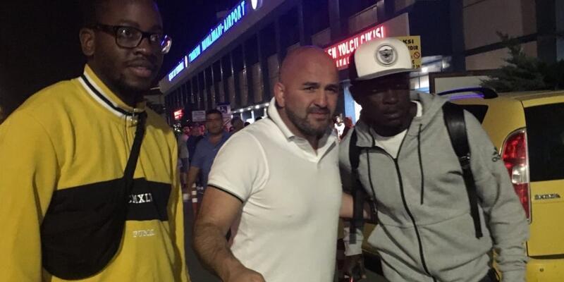 Trabzonspor Eric Ayuk'la görüşmelerini bitirdi