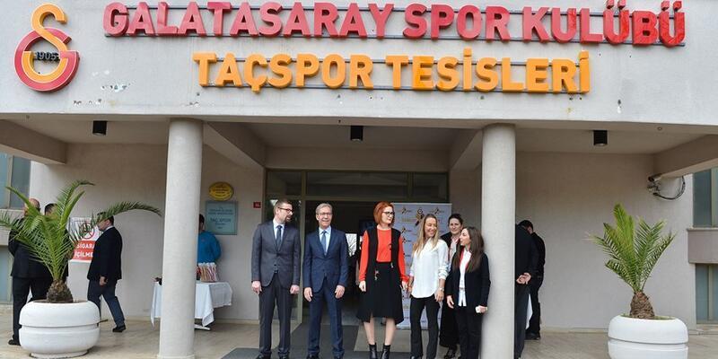 Galatasaray'dan Taçspor açıklaması