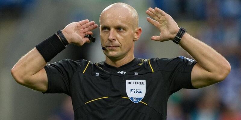 Süper Kupa finali Szymon Marciniak'ın