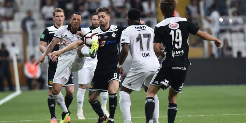 Beşiktaş'ın UEFA Avrupa Ligi'ndeki rakibi kesinleşti