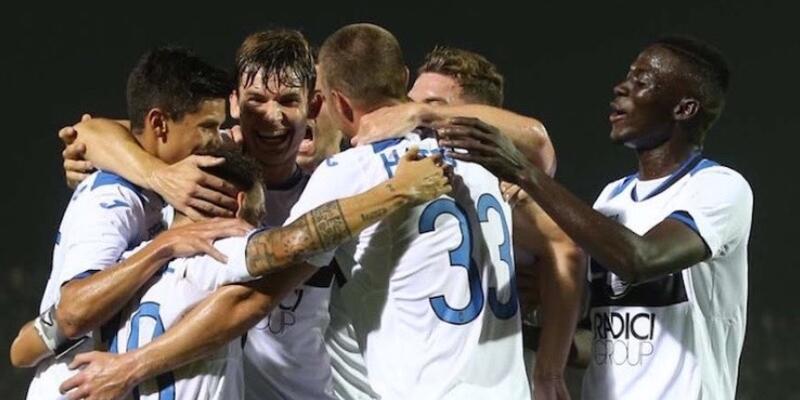 Atalanta 8-0'la tur atladı