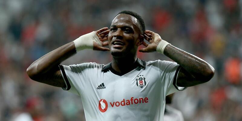 Cyle Larin Beşiktaş tarihine geçti