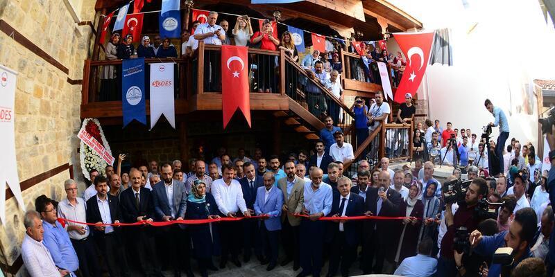 Somut Olmayan Kültürel Değerler Müzesi açıldı