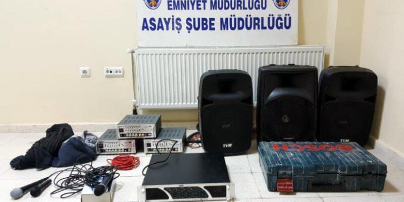 Nevşehir'de depo soygununa 1 tutuklama