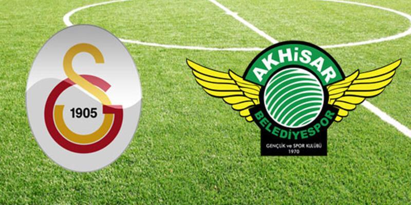 Galatasaray - Akhisar maçı için ortak basın toplantısı