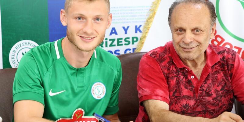 Jakub Brabec: Rizespor benim için iyi bir fırsat