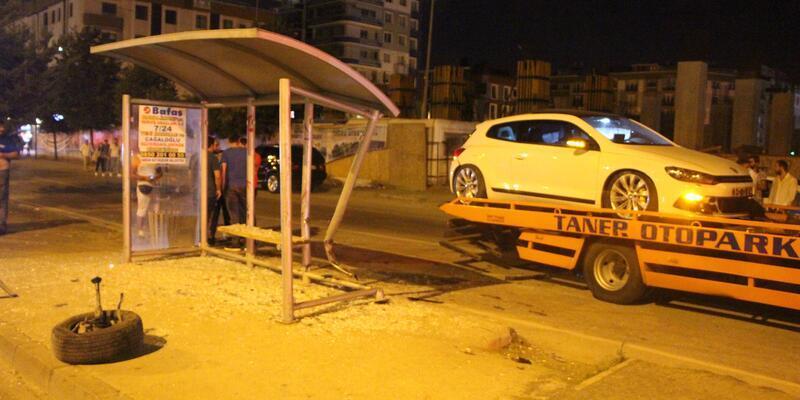 Samsun'da zincirleme kaza: 6 yaralı