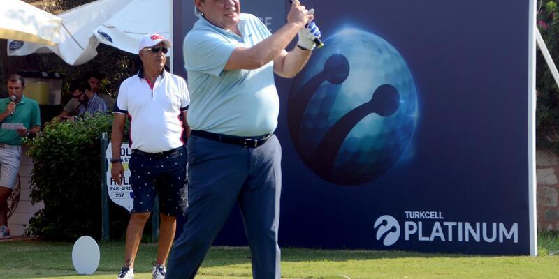 Bodrum'da golf turnuvası başladı