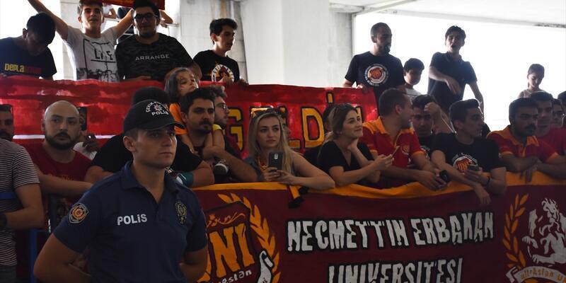 Galatasaray'ın Süper Kupa kadrosu belli oldu