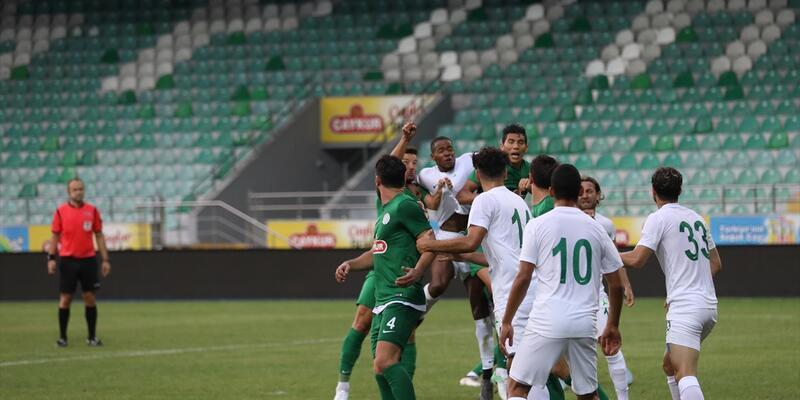 Rizespor 0-1 Giresunspor / Maç Özeti