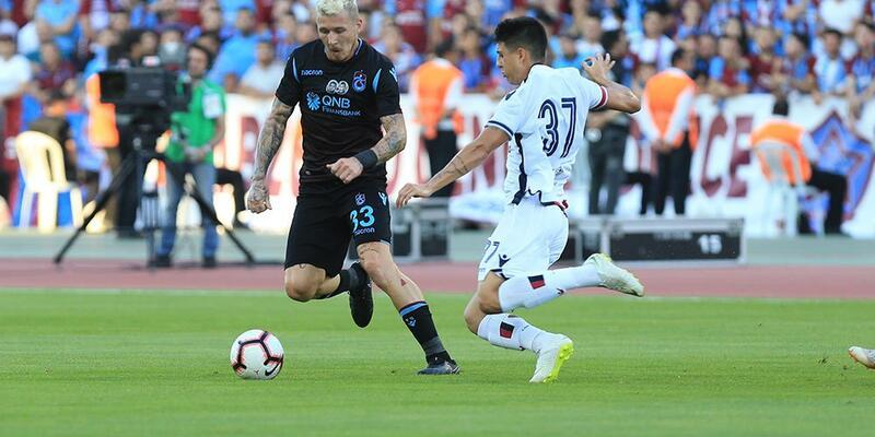 Trabzonspor 0-0 Cagliari / Maç Özeti