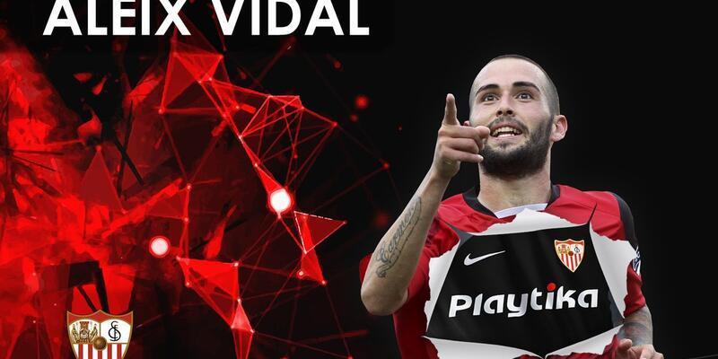 Barcelona Aleix Vidal'i Sevilla'ya sattı