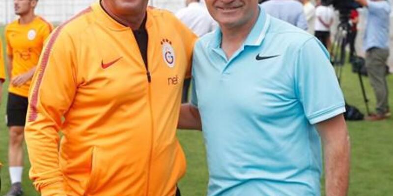 Galatasaray, Süper Kupa maçına hazır