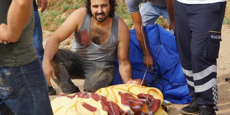 Konya'da gurbetçi aile kaza yaptı: 6 yaralı