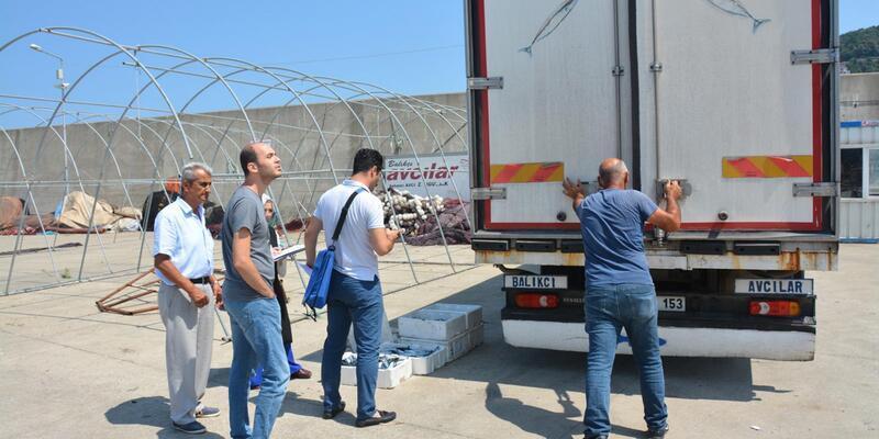 Zonguldak'ta yasa dışı palamut avlayanlara ceza