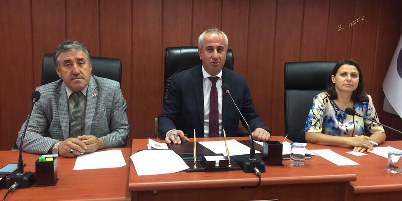 Zonguldak İl Genel Meclisi toplantısı gerçekleştirildi