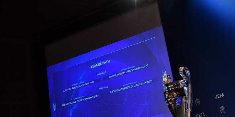 İşte Fenerbahçe'nin rakibi... UEFA Şampiyonlar Ligi kurası çekildi