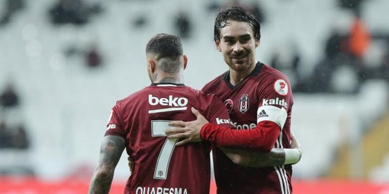 Veli Kavlak: Beşiktaş'a olan sevgim hiçbir zaman değişmeyecek