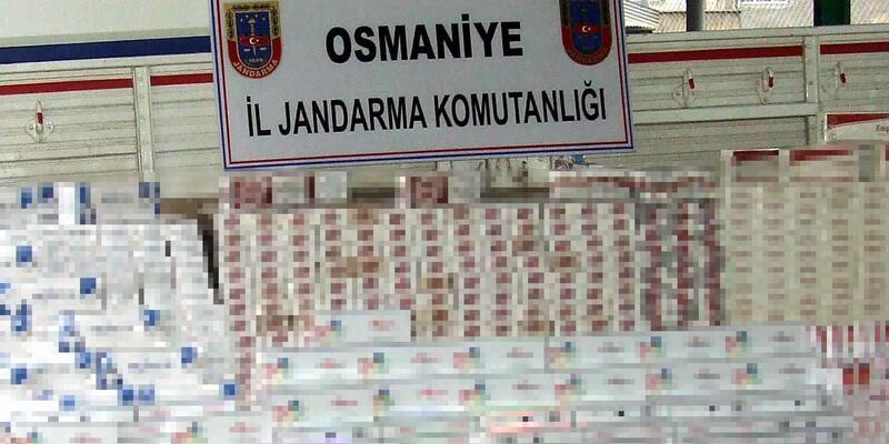 Kaçak sigarayla yakalanan TIR sürücülerine para cezası