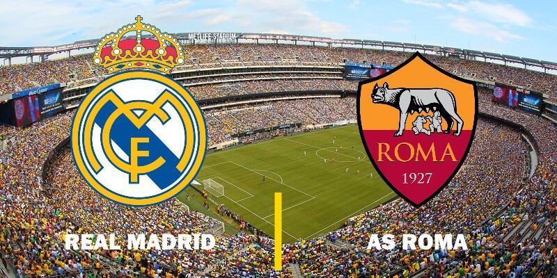 Canlı: Real Madrid-Roma maçı izle | Uluslararası Şampiyonlar Kupası hangi kanalda?