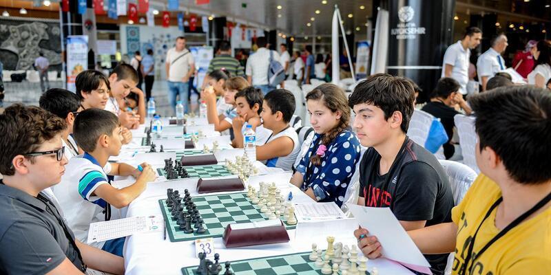 6'ncı Uluslararası Altın Kayısı Satranç Turnuvası