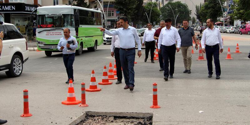 Tokat'ta akıllı trafik uygulaması hayata geçirilecek