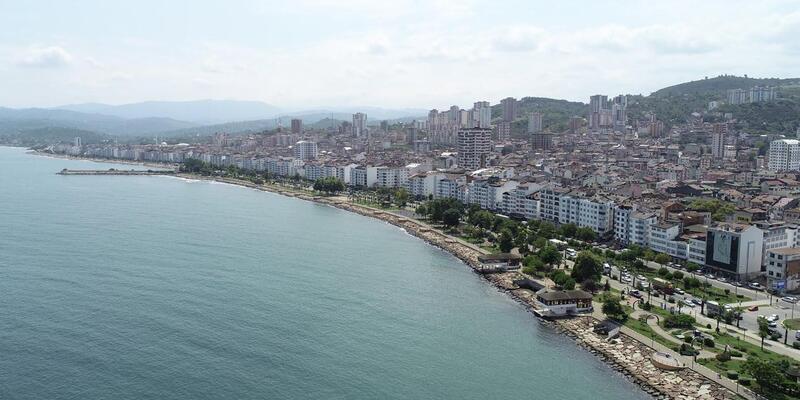 Büyükşehir Belediyesi'nden Fatsa'ya mega projeler