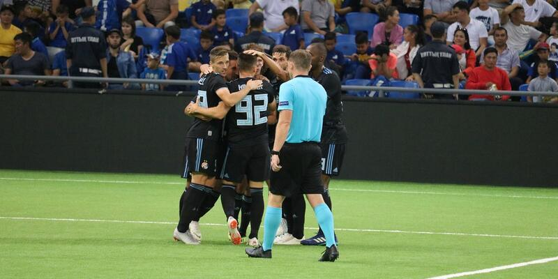 Şampiyonlar Ligi: Astana 0-2 Dinamo Zagreb / Maç Özeti