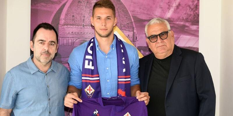 Marko Pjaca'yı Fiorentina kaptı