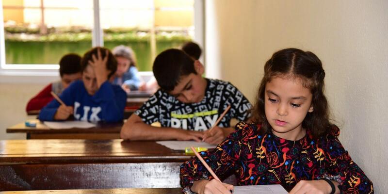 Çocuk şenliği bilgi yarışmasıyla start aldı
