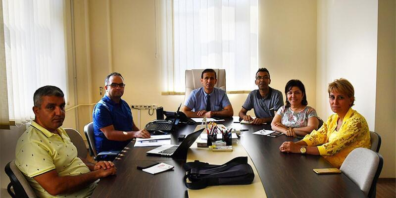 OKÜ'de Mek-Sis Projesi çalışmalarında sona gelindi